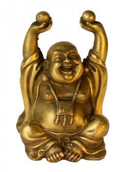 Ho Tai Buddha Messing