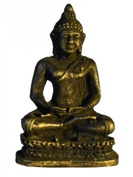 Buddha Messing mini